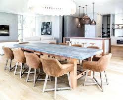 zinc fx zinc dining tables zinc dining room table zinc tables