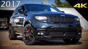 2017 jeep grand cherokee 2017 jeep grand cherokee srt ultimate in depth look in 4k youtube