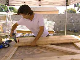 how to build a wooden gate how tos diy