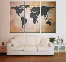 Retro Decorations For Home Online Get Cheap Pictures Maps Aliexpress Com Alibaba Group