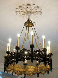 French Chandeliers Uk Good Quality C19th French 10 Light Gothic Chandelier Ceiling