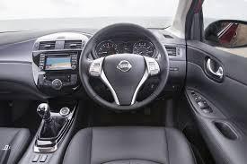 nissan almera tyre pressure new nissan pulsar 1 5 dci acenta 5dr diesel hatchback for sale