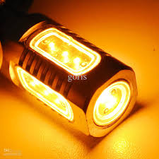 led lights for cars store 2 t20 super bright turn signal lights bulbs 7 5w high power led l