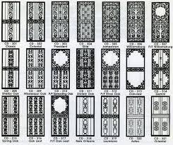 ornamental screen doors metalex security doors