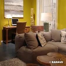 rahaus sofa mondänes sofa stil berlin rahaus teppich sessell couchtisch