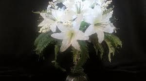 diy dollar tree lily wedding centerpiece that lights up diy
