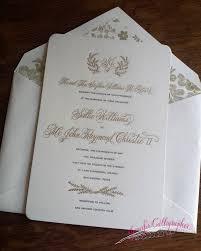 wedding invitations san antonio wedding invitations calligrapher