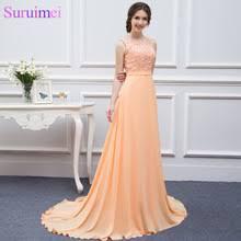 popular peach bridesmaid dresses buy cheap peach bridesmaid