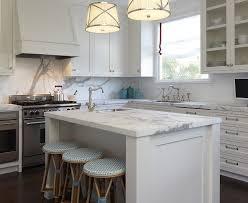 white and green kitchen design transitional kitchen