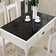 amazon com ostepdecor custom 1 5mm thick frosted pvc table cover