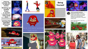 Knuckles Meme - how ugandan knuckles originated from a film and evolved into a meme