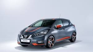 nissan micra race car 1 in 4 nissan micra buyers customise their cars