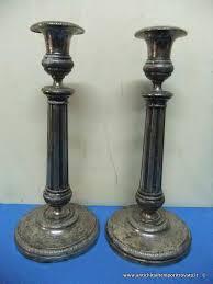 candelieri antichi antichit罌 il tempo ritrovato antiquariato e restauro argenti