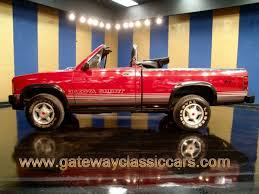 1989 dodge dakota sport convertible dodge dakota convertible sell used 1989 dodge dakota convertible
