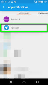 telegram for android battery can telegram notifications be disabled android