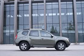 renault duster 4x4 2015 2015 dacia duster gets styling upgrades