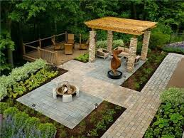 Best Small Yard Inspiration Images On Pinterest Backyard - Backyard designs images