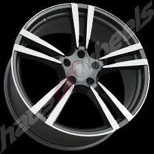 porsche cayenne replica wheels rf 960 20in porsche turbo replica wheel wheels charcoal po flickr