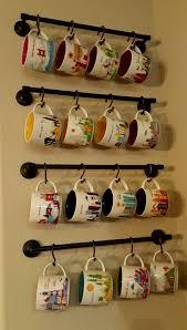 awesome coffee mugs awesome coffee mug display shelf 59 in decor inspiration with