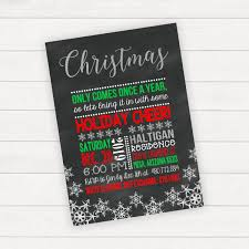 printable christmas party invitations christmas party invitations christmas party invite holiday