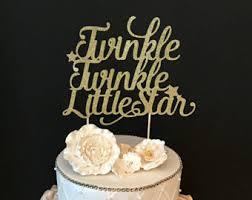 twinkle twinkle cake topper twinkle twinkle cake topper baby shower cake