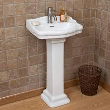 18 inch vanity stool bathroom sink pedestal vanity sink pedestal only vintage