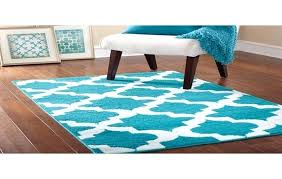 fascinating teal and white area rug u2013 classof co