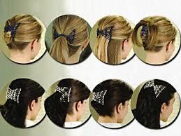 ez combs zdraví a krása spony do vlasů multifunkční spona ez combs