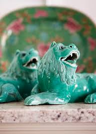 green foo dogs 302 best japanese foo dogs images on foo dog