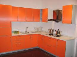 Painted Metal Kitchen Cabinets Best 25 Orange Kitchen Designs Ideas On Pinterest Orange
