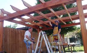 pergola beautiful cost to build a pergola how to build a pergola