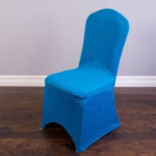 turquoise chair slipcover banquet chair covers