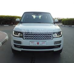 land rover supercharged white used land rover range rover vogue se supercharged 2014 car for