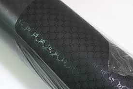 black wrapping paper new gucci wrapping paper black gg logo 15 series 164 ft