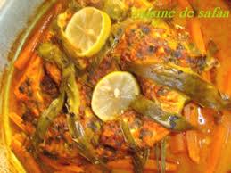 comment cuisiner le congre poisson tagine de congre au four cuisine de safaa