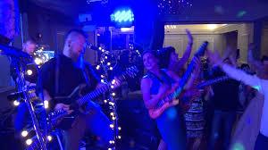 blue moose wedding band blue moose band do thunderstruck at grace leonard s wedding 15