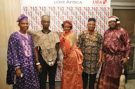 uba celebrates africa day in style the king edition