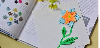 paper greeting cards easy diy card how to make quilling flower greeting cards