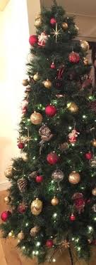 artificial tree decorations not included in