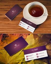 simple business card template free download designpex