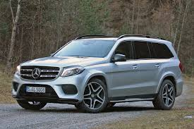 lifted mercedes van mercedes benz gls class prices reviews and new model information