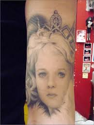 beautiful kat von d portrait tattoo in 2017 real photo pictures