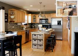 should i paint my kitchen cabinets best kitchen colors with oak cabinets best paint for kitchen