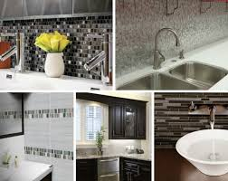 Metallic Tile Backsplash by Mosaic Monday Rethink Modern With These 5 Metal Tile Backsplashes