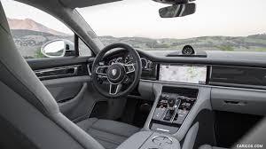 black porsche panamera interior 2018 porsche panamera turbo s e hybrid sport turismo interior