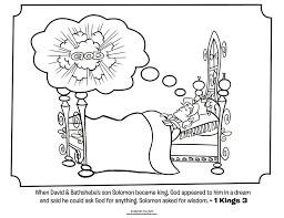king solomon coloring pages chuckbutt com