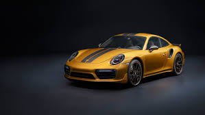 strosek porsche 911 porsche 911 turbo s exclusive series the car the watch and the bags