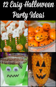 Halloween Party Ideas We Heart Parties Blog 12 Easy Halloween Party Ideas