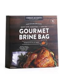 where to buy turkey brine bags gourmet brine bag accents gourmet products