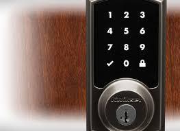 Interior Keyless Door Locks Eye Catching Keyless Entry System Digital Code Door Locks Kwikset